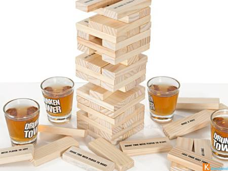 Drunken Tower - Original Cup
