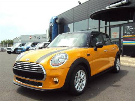 Mini Mini Cooper Pack Chili 5p Mini 5 portes