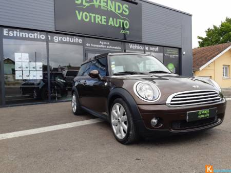 Mini Cooper 120ch Pack Chili break, marron, 6 cv,
