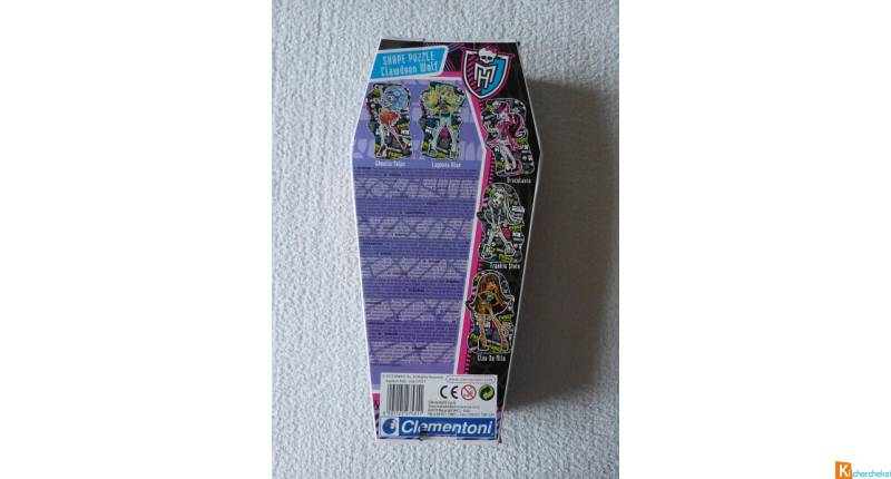 Puzzle Monster High Clawdeen Wolf neuf