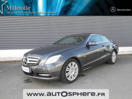 Mercedes-benz Classe e COUPE 220 CDI BE 7GTro+