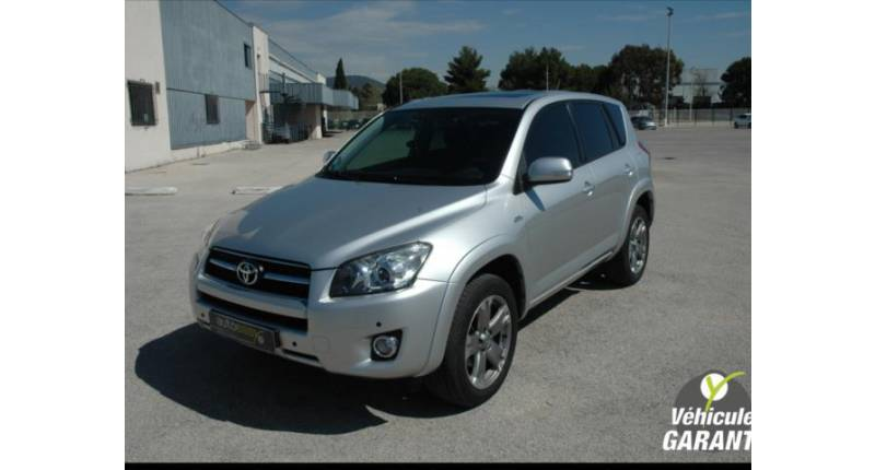 Toyota Rav4 2.2 D-4D 150 CLEAN POWER BVA