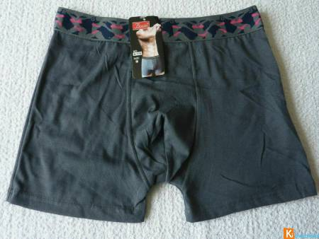 Boxer gris taille M neuf Boxin (10)