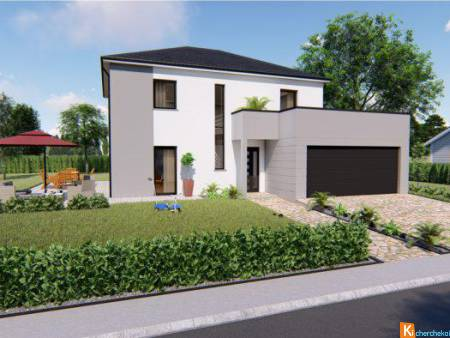 Maison traditionnelle 5 pieces 127m² avec terrain - Charmes