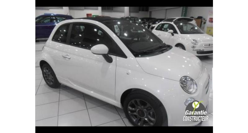 Fiat 500 500C 1.2 S 69 ch CABRIOLET 0km -33%