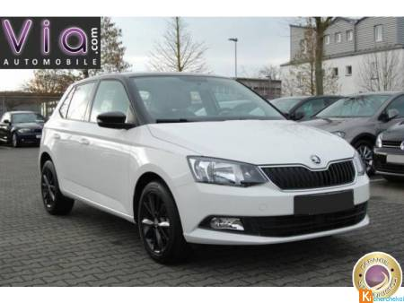 SKODA FABIA 1.4 Tdi 90 Cr Fap Greentec Ambition