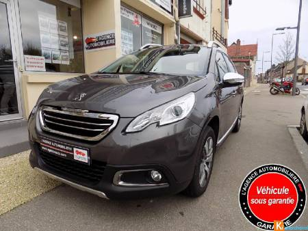 Peugeot 2008 1.6 Bluehdi 100ch Allure Sets