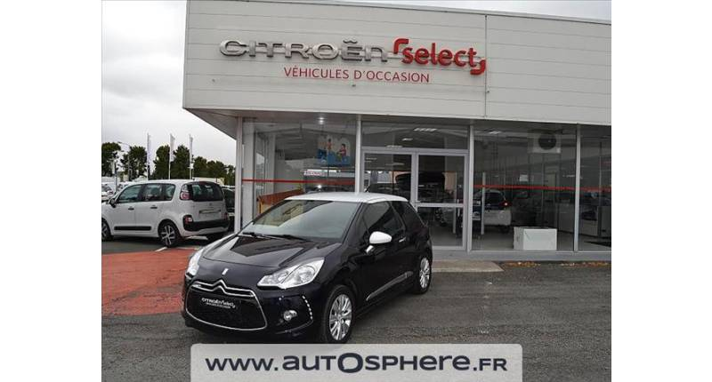 Citroen Ds3 HDi 70ch Be Chic