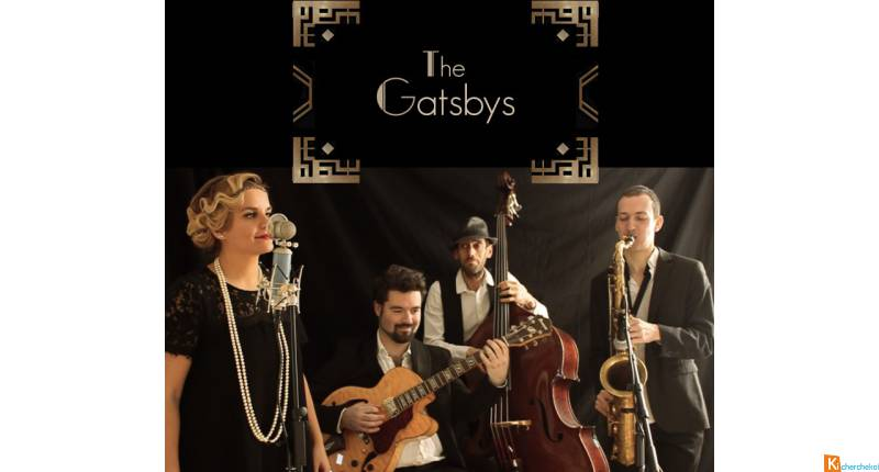 Animation jazz Gatsby