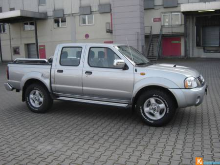 Nissan Pick Up 4WD Navara double cabine