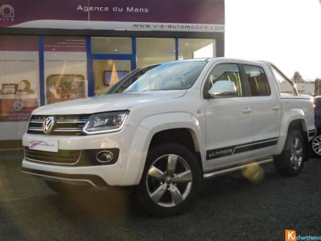 Volkswagen AMAROK Double Cab 2.0 Tdi 180 4motion  Ultimate Bva