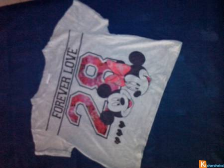 TEE-SHIRT DISNEY TAILLE L
