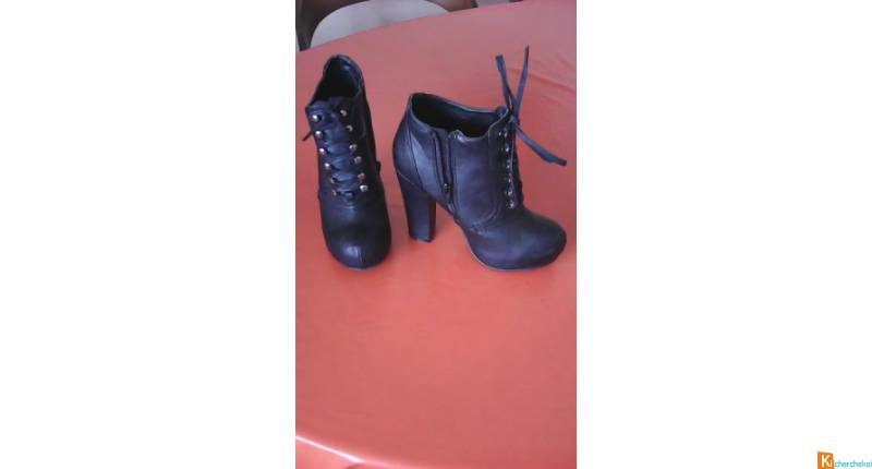 Bottines neuves T35