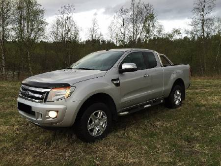 Ford Ranger Limited Edition GRISE CT AJOUR