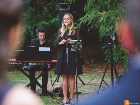 Jazz cocktail mariage Yvelines