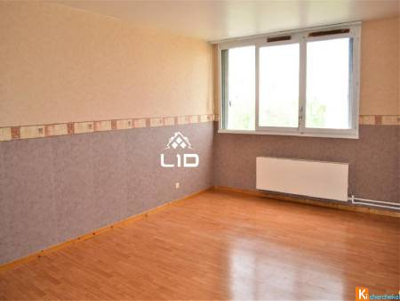 BEAUVAIS (60000) : Appartement F3 - 2 chambres - Cave