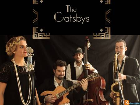 Groupe musique jazz Gatsby