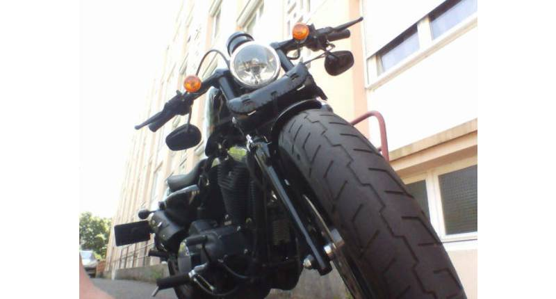 harley davidson forty eight 2011