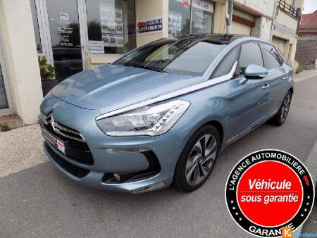 Citroen DS5 2.0 Hdi 163 Sport Chic