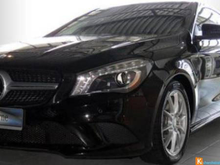 Mercedes CLASSE CLA 220 Cdi Fascination 7-g