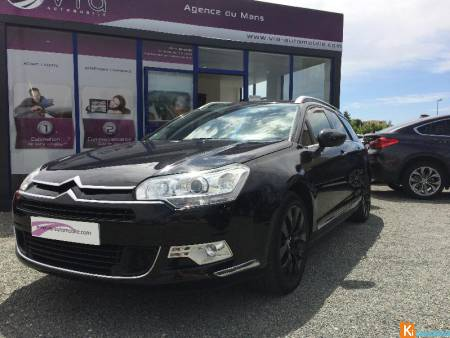 Citroen C5 3.0 L V6 Hdi 240 Exclusive Automatique