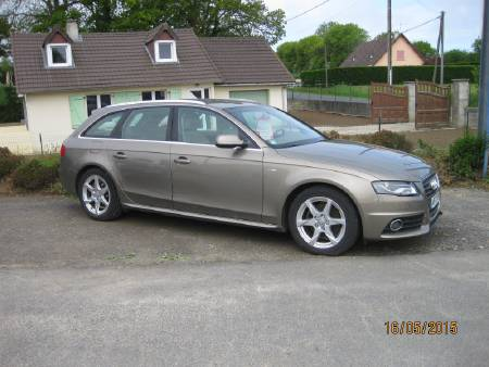 Audi A4 III  2L 136 SLine Ambition Luxe Break 2011