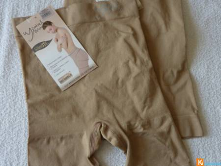 lot 2 Culottes boxer gainant taille L neuf (g15)