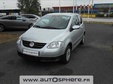 Volkswagen Fox 1.4 TREND PACK CONFORT