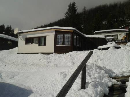 mobilhomme chalet