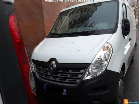 Renault MASTER Confort F2800 L1h1 2.3 Dci - 110 S&s  Iii Fourgon Fourgon L1h1 Traction Phase 2
