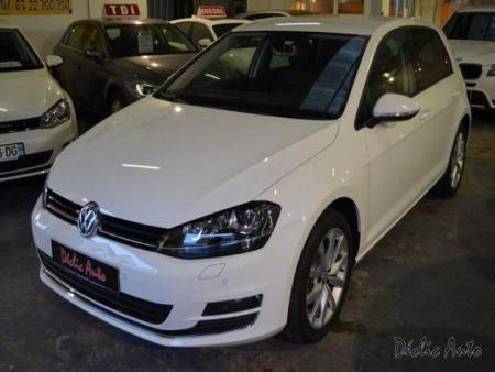 Volkswagen Golf VII 1.4 TSI 122 BLUEMOTION TECHNOLOGY CARAT 5P