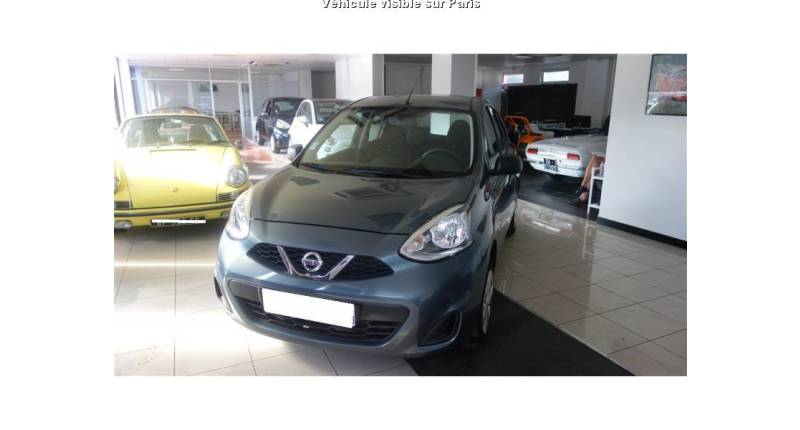 Nissan Micra 1.2 80ch Visia Pack