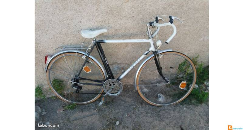 Ancien velo de course des annees 70 safety
