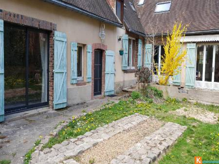 Maison ancienne 4 chambres 5' EPERNON