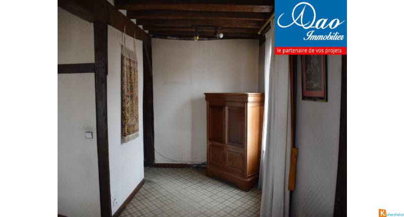 A VENDRE MAISON TYPE 5 A TROYES