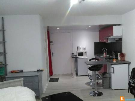 studio 25m2 avec parking souterrain
