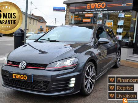 VOLKSWAGEN GOLF VII GTI 2.0 TSI 230 CH BlueMotion