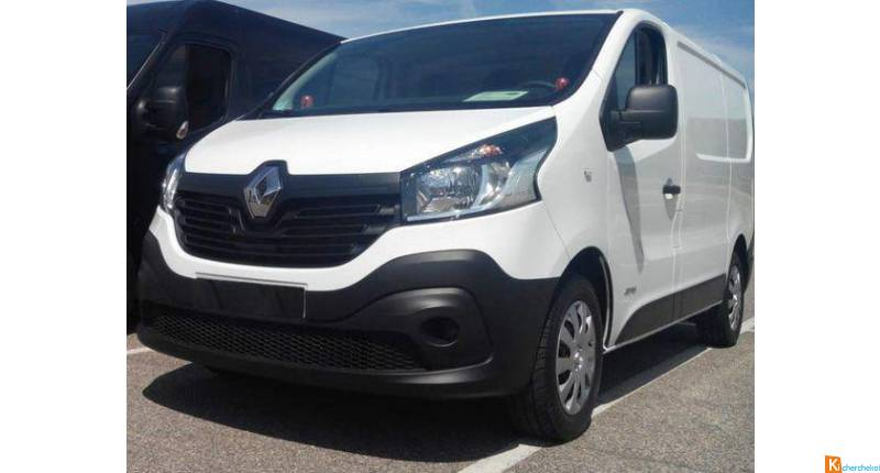 Renault TRAFIC FOURGON L2h1 Dci 125 Grand Confort