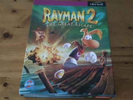 Jeu PC Rayman 2 : The Great Escape