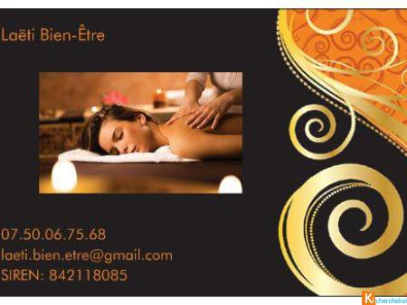 Massage / Soin / Epilation
