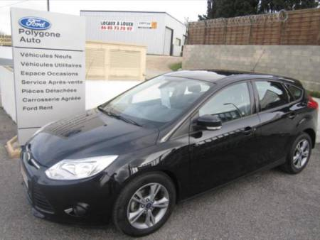 Ford Focus 1.6 TDCi115 FAP Edition S&S 5p