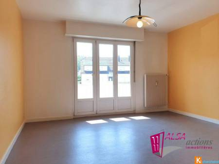 MULHOUSE : Appartement T3 64m² - Mulhouse