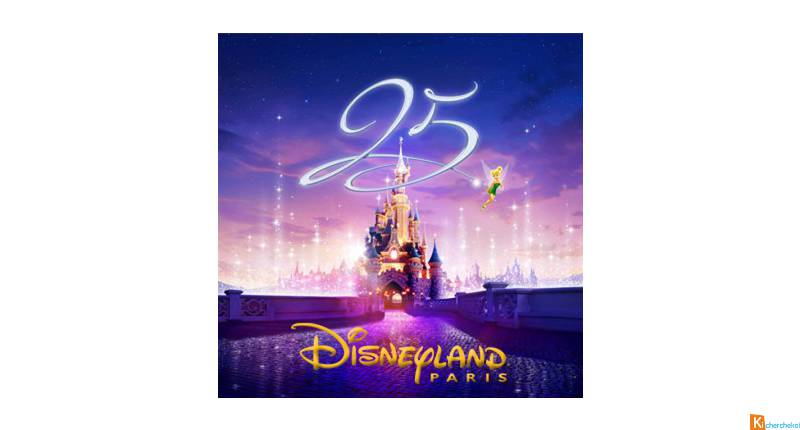 Billet Disneyland Paris 2019