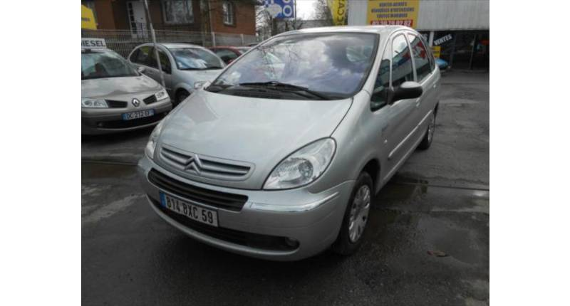Citroen Picasso 1.6 HDi110 Pack