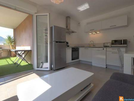 APPARTEMENT T2 RESIDENCE SECURISEE - Sarrola-Carcopino