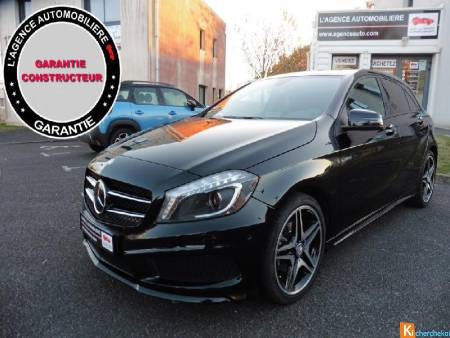 Mercedes Classe A 200 Cdi Fascination 7g-dct