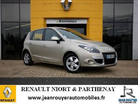 Renault Scenic iii 1.5 dCi105 Dynamique