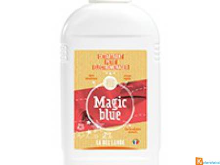 Magic blue detartrant petit electromenager