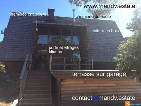 Maison - 6 pièces - GREOLIERES