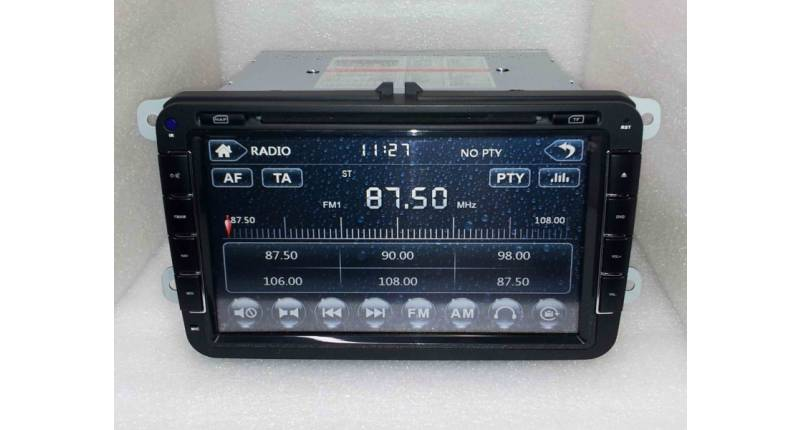 Autoradio GPS,Bluetooth,Spécial VW,wifi,3G,Tactil.